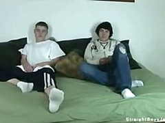 straight boys jerk off and fuck