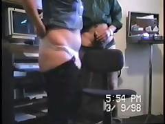 Nice secretary and her boss
