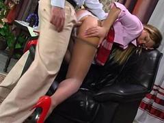 Maria&Monty amazing anal hose movie scene