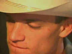 Gay cowboy blowjobs and ass pounding