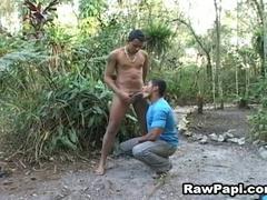 Gay latinos sucking cock and banging ass
